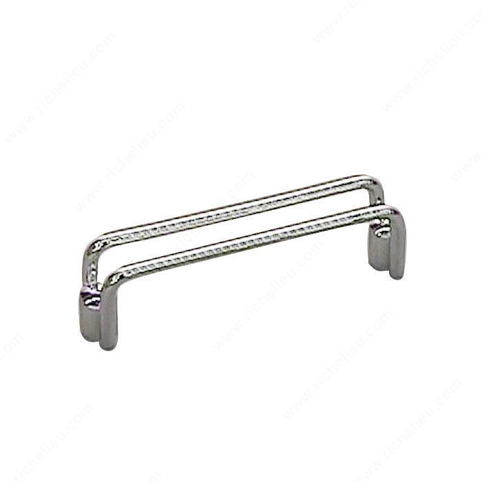 Contemporary Metal Handle Pull - 290-1