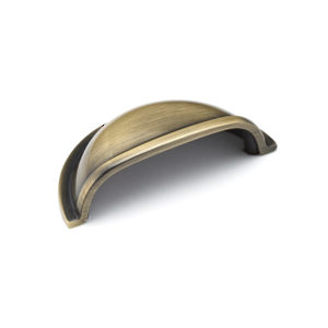 Traditional Brass Cup Pull - 3038