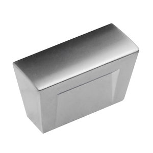 Contemporary Metal Knob - 3163