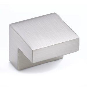 Contemporary Metal Knob - 3192