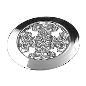 Traditional Metal Knob - 3735