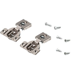 One-Piece COMPACT 38N Hinge - 105°