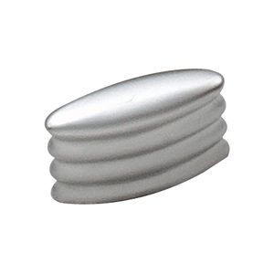 Contemporary Metal Knob - 438