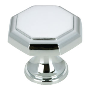 Traditional Metal Knob - 4463