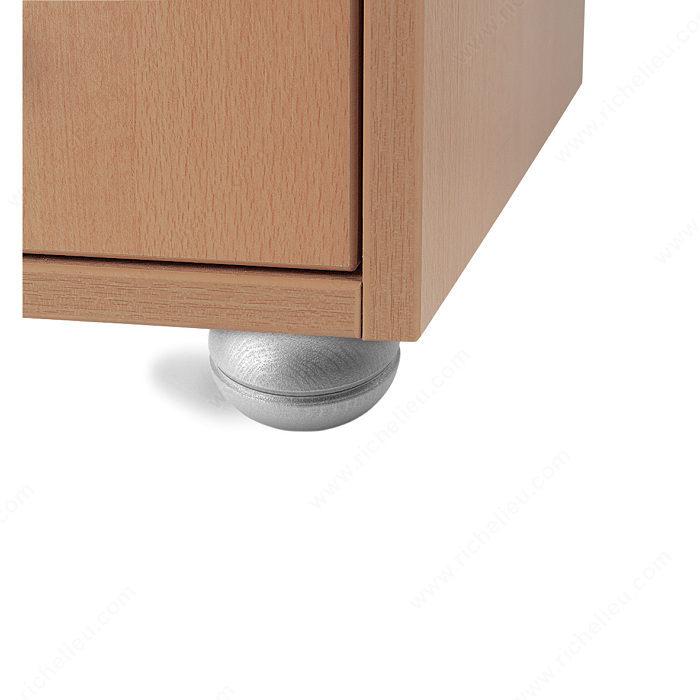 patte de meuble d corative en abs 455 quincaillerie richelieu. Black Bedroom Furniture Sets. Home Design Ideas