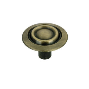 Traditional Metal Knob - 4567