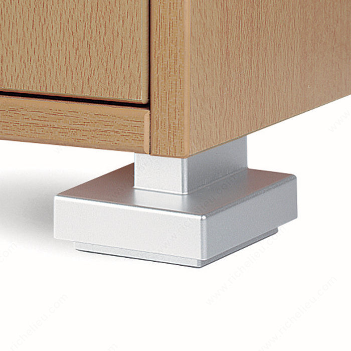 patte de meuble d corative en abs 458 quincaillerie richelieu. Black Bedroom Furniture Sets. Home Design Ideas