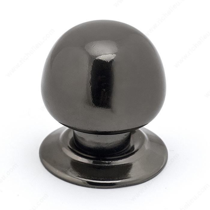 Functional Metal Knob 460 Richelieu Hardware