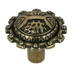 Traditional Metal Knob - 4685