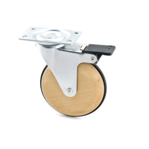 Single Wheel Design Caster