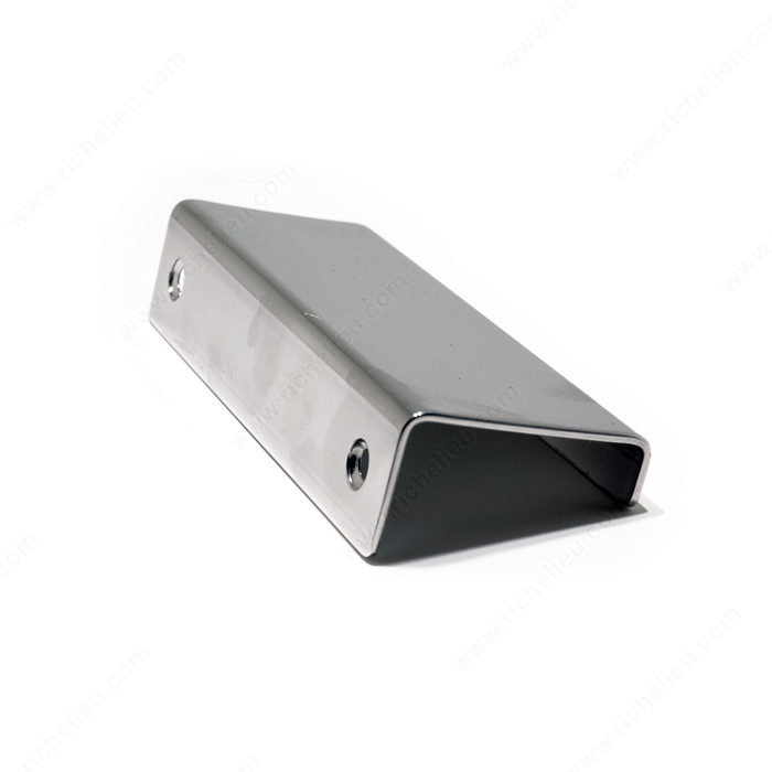Contemporary Stainless Steel Edge Pull 576 Richelieu