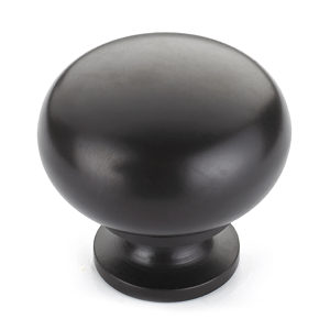 Contemporary Metal Knob - 5923