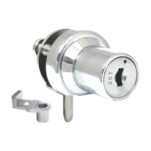 Swinging Glass Door Lock