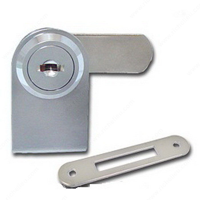 Serrure pour porte battante simple en verre bp641112140 - Porte battante en verre ...