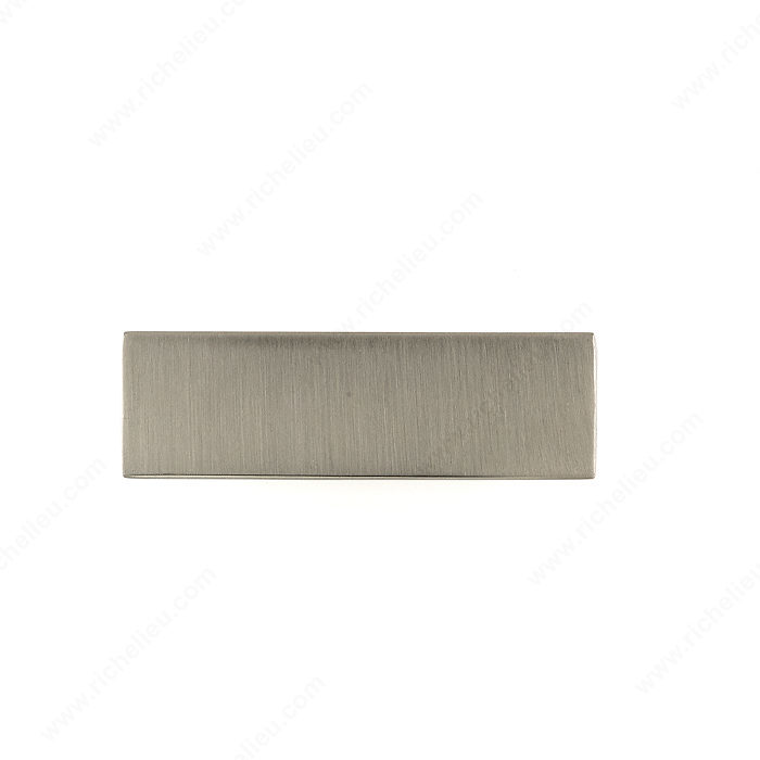6466 Contemporary Metal Pull Richelieu Hardware