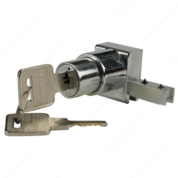 push lock for sliding glass door richelieu hardware. Black Bedroom Furniture Sets. Home Design Ideas