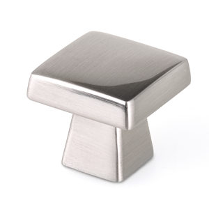 Contemporary Metal Knob - 6889