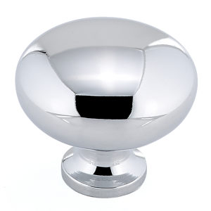 Contemporary Metal Knob - 770