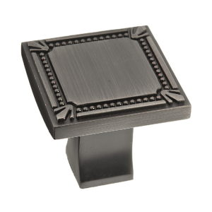 Traditional Metal Knob - 7803