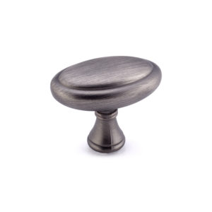 Traditional Metal Knob - 7904