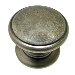 Traditional Metal Knob - 8098
