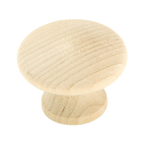 Solid Wood Knob - 811
