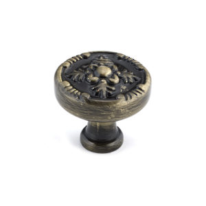 Traditional Metal Knob - 8261