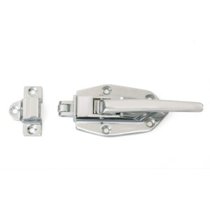 Traditional Metal Ice Box Latch - 8573