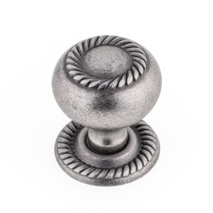 Traditional Metal Knob - 8606