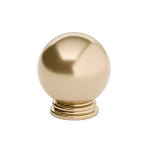 Traditional Metal Knob - 8789