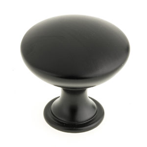 Contemporary Metal Knob - 9041