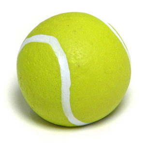 Eclectic Resin Tennis Knob - 9351