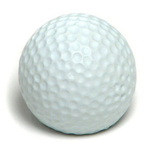 Eclectic Resin Golf Knob - 9352