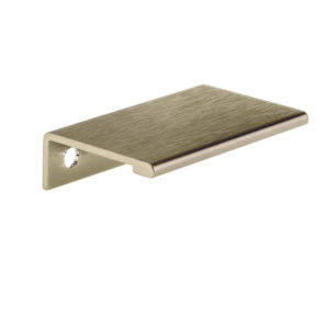 Contemporary Aluminum Edge Pull - 9898