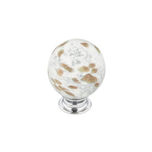 Eclectic Glass Knob - 9926