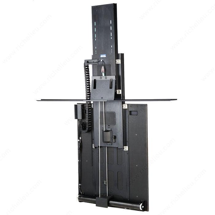 Système de levage pour écran plat «Quick Lift