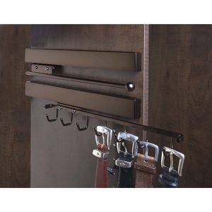 Deluxe Sliding Belt Rack