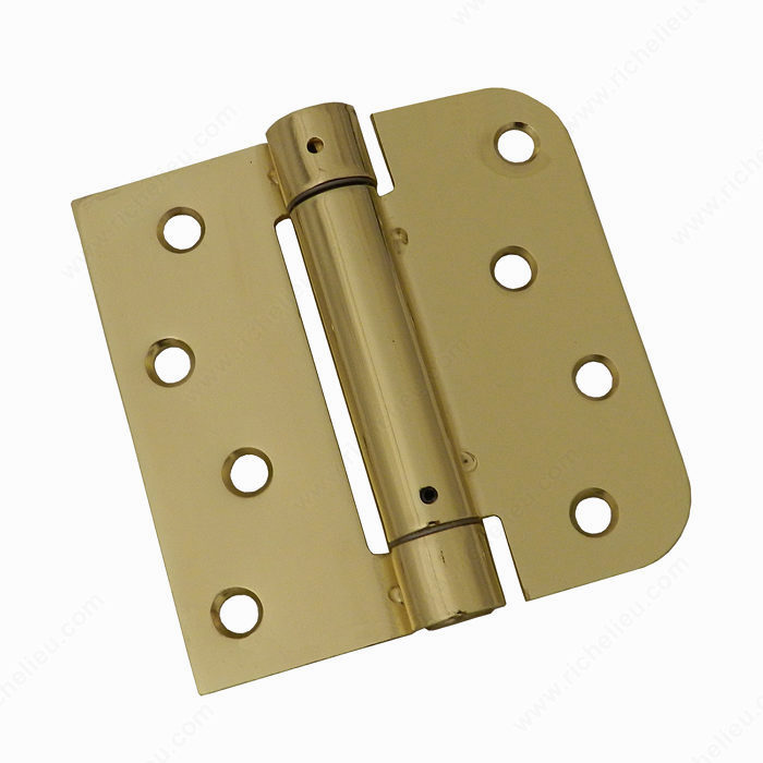 4 Quot Full Mortise Combination Adjustable Spring Hinge