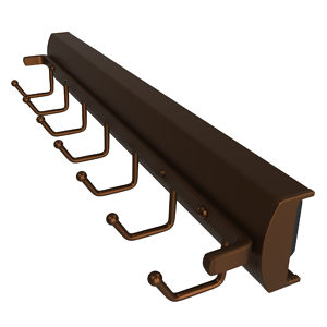 Sliding and Pivoting Belt Rack
