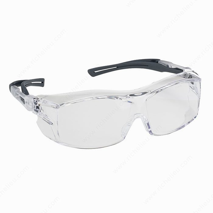 Extra Safety Glasses With Ez On System Richelieu Hardware