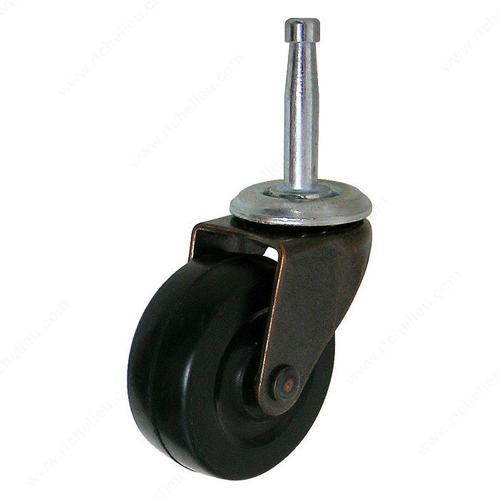 Heavy duty furniture caster richelieu hardware for 2 furniture casters