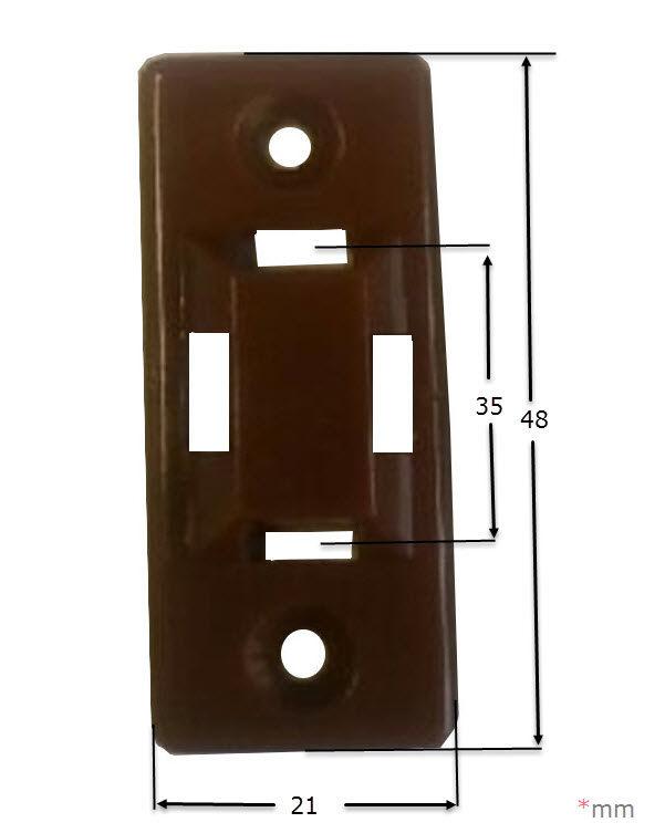 supports anti basculement s curitaires pour meuble quincaillerie richelieu. Black Bedroom Furniture Sets. Home Design Ideas
