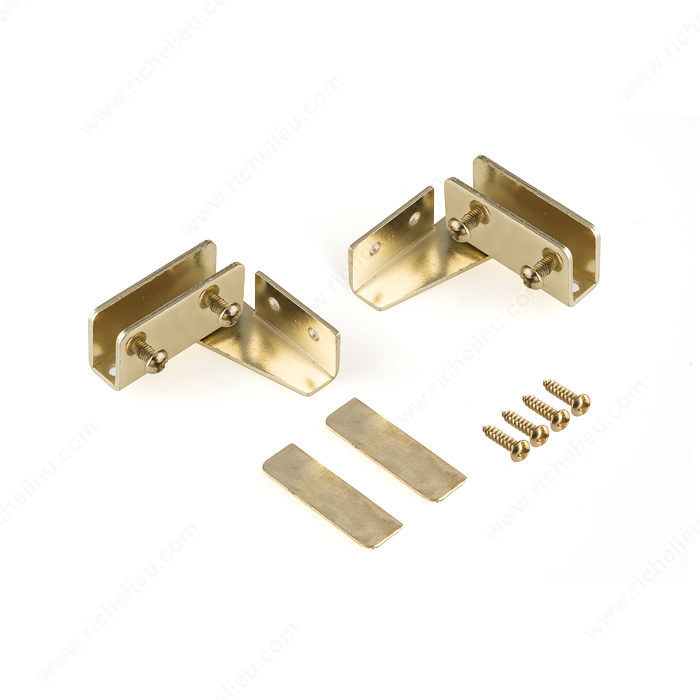 Glass Door Hinge Assembly Richelieu Hardware