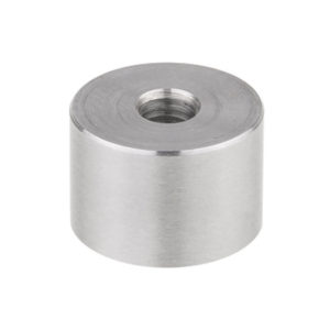 "1"" Diameter Solid Metal Standoff Base"