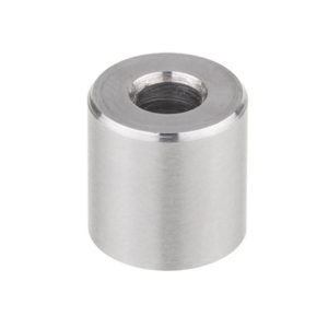 "1/2"" Diameter Solid Metal Standoff Base"