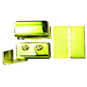 Inset Glass-Door Hinge
