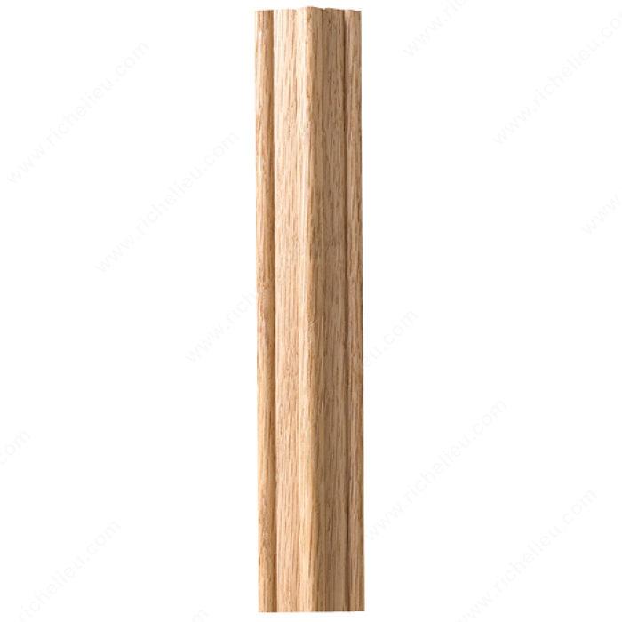 Decorative half column richelieu hardware Decorative columns