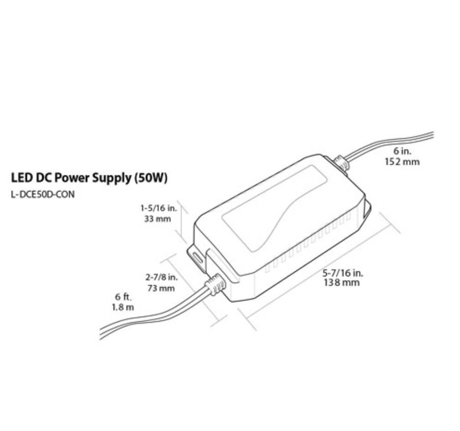 wall dimmable led power supply