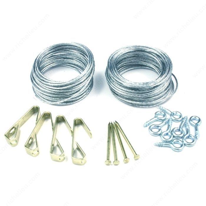 Kit para Colgar Cuadros - Richelieu Hardware