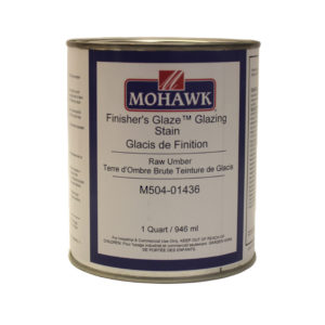 Finisher's Glaze Glazing Stain